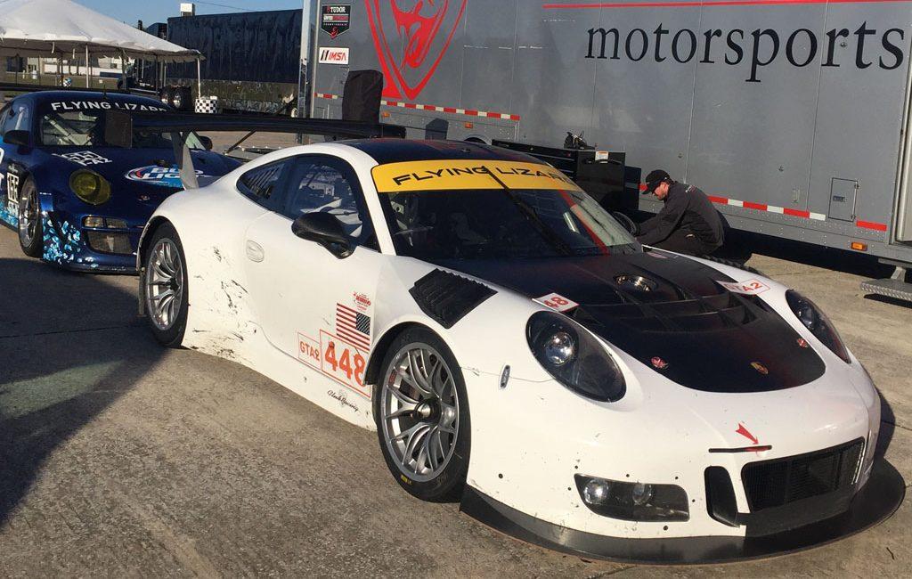 Flying Lizard Motorsports Finishes At Porsche Club Of America - Porsche club racing